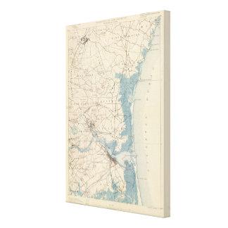 Newburyport, Massachusetts Canvas Print