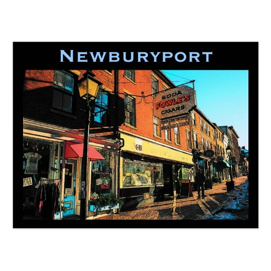 Newburyport Postcard