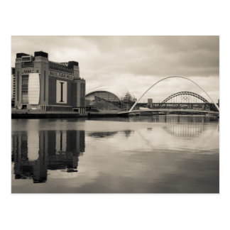 Newcastle Baltic Centre Postcard