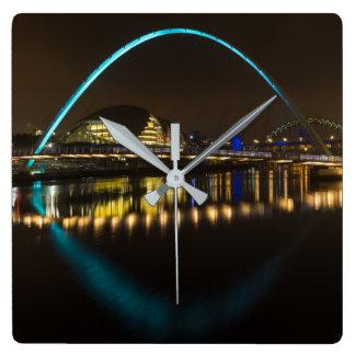 Newcastle clock