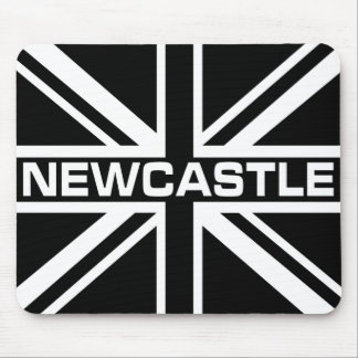 Newcastle Colours British Flag Mouse Mat