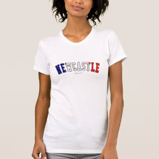 Newcastle in Australia national flag colors T-Shirt