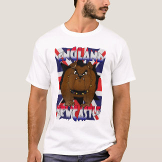 Newcastle Mens British Bulldog T Shirt
