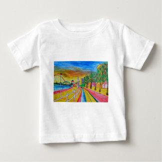 Newcastle quayside baby T-Shirt