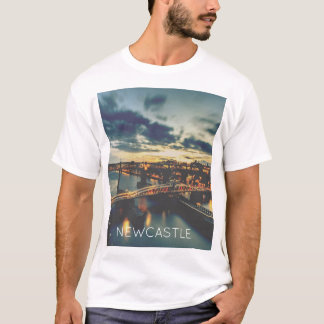 Newcastle, UK Short Sleeved T-shirt