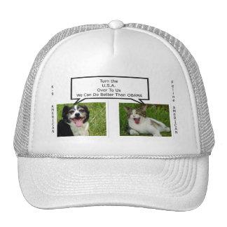 Newest Americans Trucker Hat