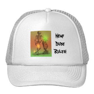 Newf Dude Cap