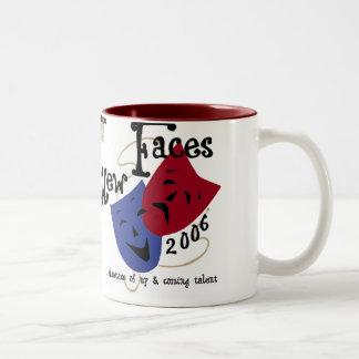 Newfaces2006 2 tone cup mug