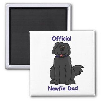 Newfie Dad Magnet