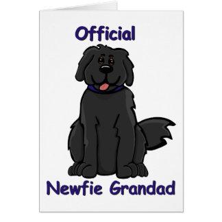newfie grandad card