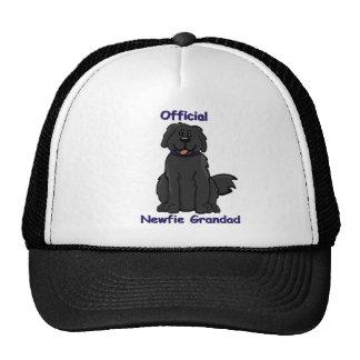 newfie grandad mesh hat