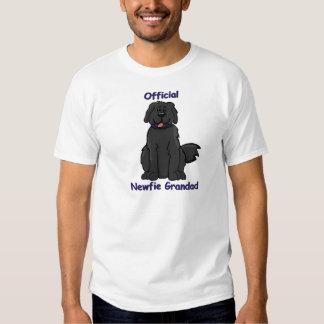 newfie grandad t shirts