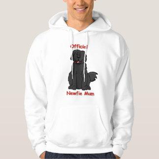 newfie mum hoodie