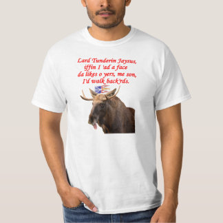 NEWFIE WALK BACKWARDS T-Shirt