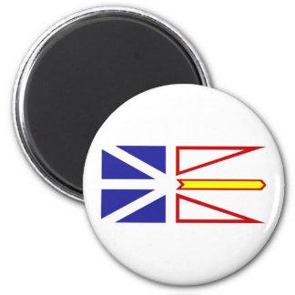 Newfoundland and Labrador, Canada Magnet