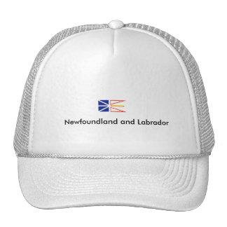Newfoundland and Labrador Hat