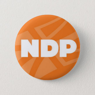 Newfoundland and Labrador NDP Pin