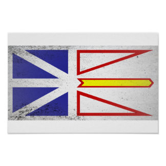 Newfoundland and Labrador Poster