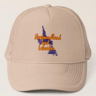 Newfoundland and Labrador Trucker Hat