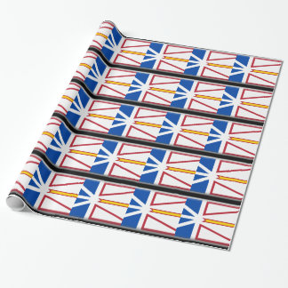 Newfoundland and Labrador Wrapping Paper