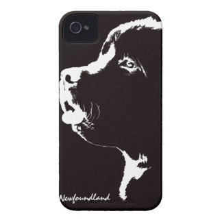 Newfoundland Blackberry Case Newfoundland Pup