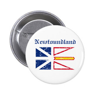 Newfoundland Canada coat of arms design Buttons