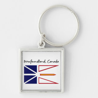 Newfoundland Canada Key Ring