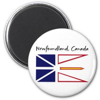 Newfoundland Canada Magnet