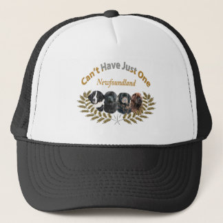 Newfoundland Can't Have Just One Trucker Hat