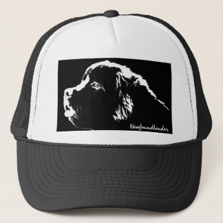 Newfoundland Caps Caps Dog Lover Hats Gift