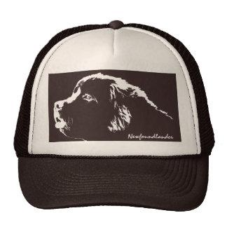 Newfoundland Caps Caps Dog Lover Hats Gift