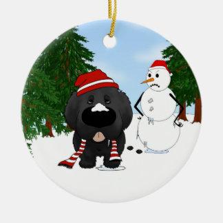 Newfoundland Christmas Christmas Ornament