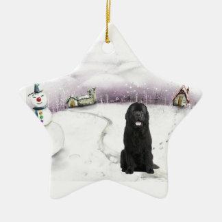 Newfoundland Christmas ornament