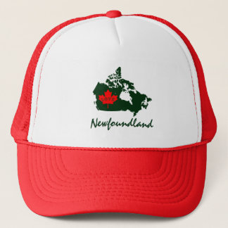 Newfoundland Customize Canada hat