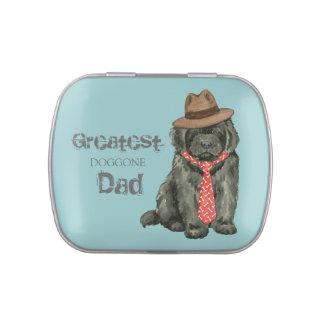 Newfoundland Dad Candy Tin