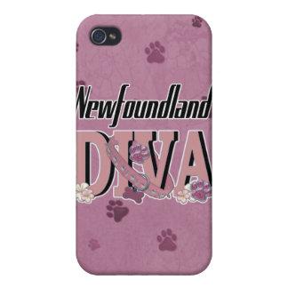 Newfoundland DIVA iPhone 4 Case