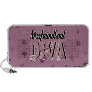 Newfoundland DIVA Speaker