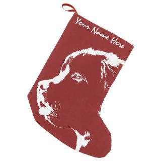 Newfoundland Dog Christmas Stocking Dog Stockings