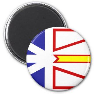 newfoundland-Flag #2 Magnet