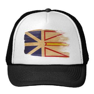 Newfoundland Flag Trucker Hat