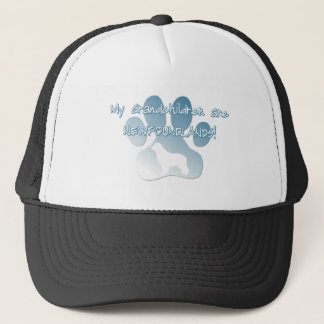 Newfoundland Grandchildren Trucker Hat