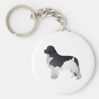 Newfoundland Key Ring