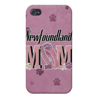 Newfoundland MOM iPhone 4/4S Cases