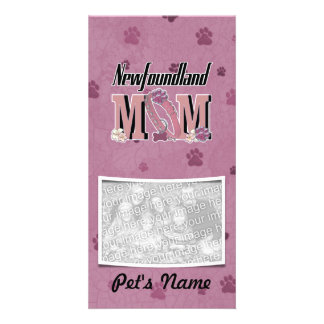 Newfoundland MOM Picture Card