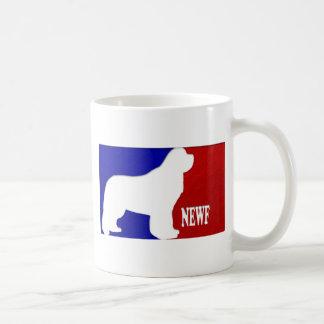 Newfoundland NBA 2010 Basic White Mug