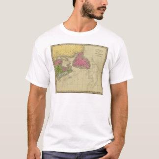 Newfoundland Nova Scotia And New Brunswick 2 T-Shirt