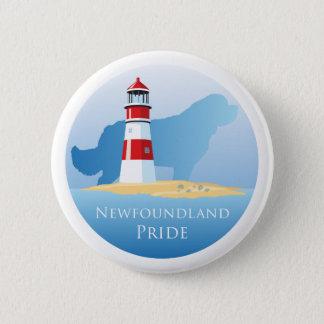 Newfoundland Pride 6 Cm Round Badge