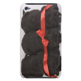 Newfoundland Puppies sleeping (Canis Barely There iPod Case