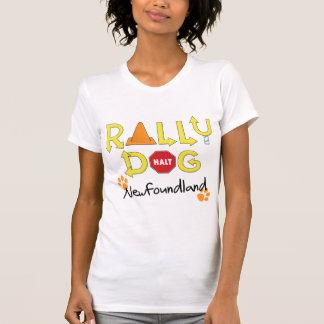 Newfoundland Rally Dog Shirts