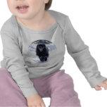Newfoundland Running Infant T-shirts